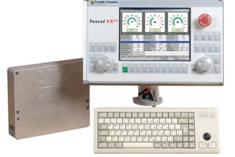 Система управления загрузкой гидротормоза TEXCEL VX100