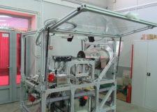Передан заказчику МКИС для проведения испытаний малогабаритных турбин