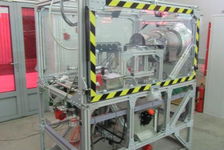 МКИС для испытаний малогабаритных турбин