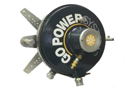 Гидравлические динамометры серии DT GO POWER SYSTENS для дизельных двигателей